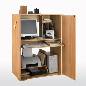 armoire informatique. Black Bedroom Furniture Sets. Home Design Ideas