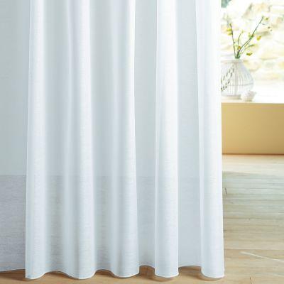 voilage galon fronceur pr t poser base plomb e acheter ce produit au meilleur prix. Black Bedroom Furniture Sets. Home Design Ideas