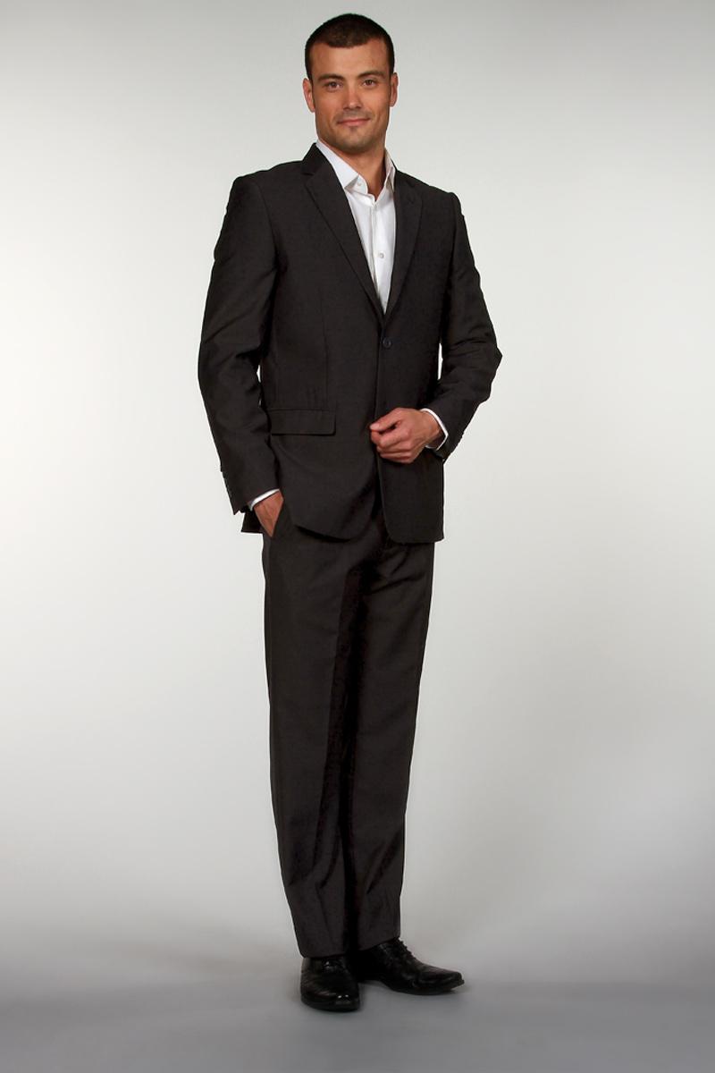 costume 2 pi ces gris anthracite uni homme acheter ce produit au meilleur prix. Black Bedroom Furniture Sets. Home Design Ideas