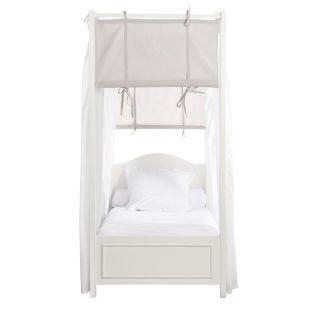 lit baldaquin manosque acheter ce produit au. Black Bedroom Furniture Sets. Home Design Ideas