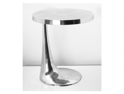 gu ridon design stensen en aluminium diam tre 62cm h55cm. Black Bedroom Furniture Sets. Home Design Ideas