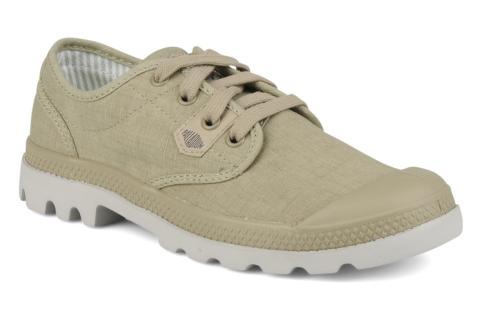 chaussures à lacets palladium pampa oxford lite