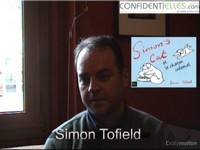 Interview de Simon Tofield : Simon's cat et le chaton infernal