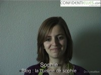 Interview de Sophie - La cuisine de Sophie