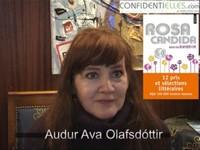 Interview Audur Ava Ólafsdóttir : Rosa candida