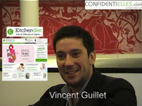 Interview de Vincent Guillet : KitchenDiet