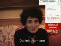 Interview de Danièle Hermann pour son livre Le Cœur des femmes
