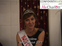 Interview de Miss Charlott' 2013