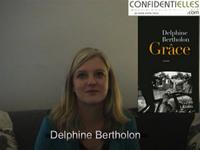 L'interview de Delphine Bertholon, prix du Roman 2012 avec Grâce