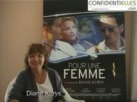 L'interview de Diane Kurys : Pour une femme