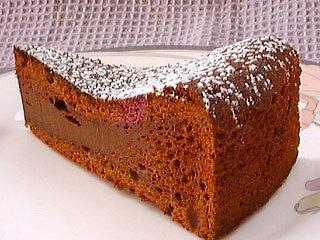 Gâteau moelleux Citron-Chocolat