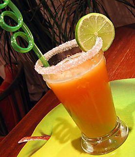 Cocktail de jus de fruits pour les enfants