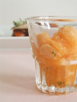 Compote de melon aux épices