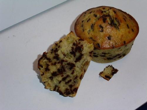 Gâteaux à l'avoine et à la banane sans oeufs