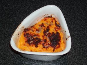 Flan de carottes a la calaisienne