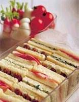 Sandwich Quatre Etages A La NiÇoise
