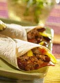 Tortillas au boeuf