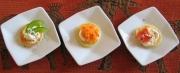 Mini crèpes pour aperitif