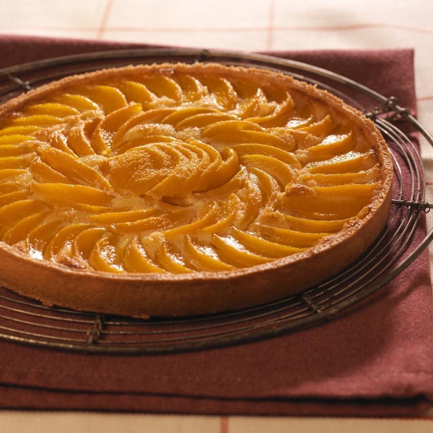 Recettes de la tarte normande aux pommes des conseils pour les femmes - Recette tarte au pomme normande ...