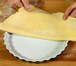 Pâte à tarte rapide