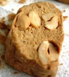 Biscuit de cajou pour l'apéro
