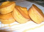 Muffins légers aux carottes