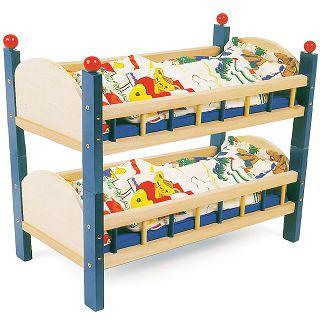 lits superpos s pour poup es toute l 39 enfance est sur confidentielles. Black Bedroom Furniture Sets. Home Design Ideas