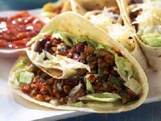 Tortillas mexicaines toutes les recettes et conseils de - Cuisine mexicaine tortillas ...
