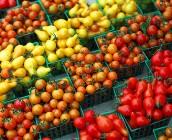 Focaccia aux tomates et féta