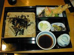 Les mori soba de mes amis japonais