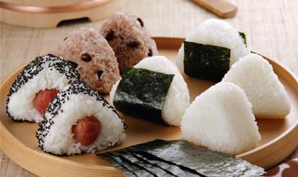 Onigiri toutes les recettes et conseils de cuisine - Quantite de riz par personne ...