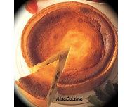 Tarte au fromage blanc, simple comme en Alsace