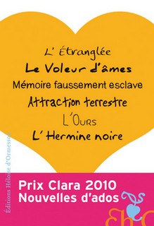 Interview : lauréates du Prix Clara 2010