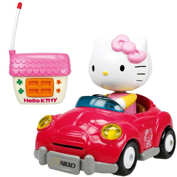 voiture t l command e hello kitty toute l 39 enfance est sur confidentielles. Black Bedroom Furniture Sets. Home Design Ideas
