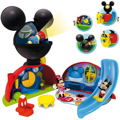 la maison de mickey toute l 39 enfance est sur confidentielles. Black Bedroom Furniture Sets. Home Design Ideas