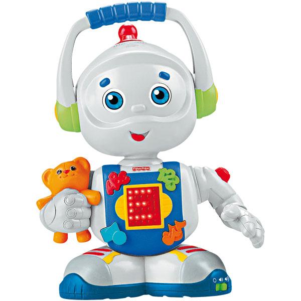 Toby le robot - Toute lu0026#39;enfance est sur Confidentielles
