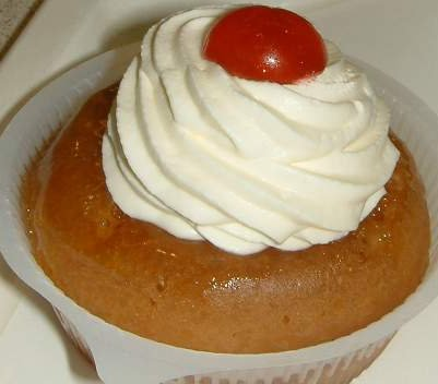 le baba au rhum traditionnel