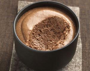 Les Mousses chocolat caramel