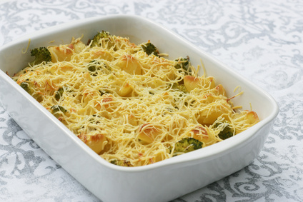 Le gratin de brocolis confidentielles - Cuisiner des brocolis frais ...