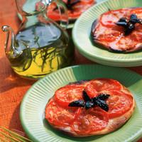 Petites pizzas à la tomate