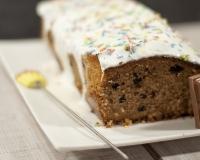 Cake au chocolat Milka et Oréo