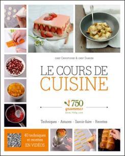 Le cours de cuisine 750 grammes toutes les litt ratures for 750grammes com fiche de cuisine