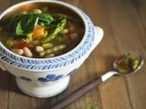 soupe au pistou du midi
