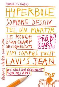 Nouvelles d'ados, Prix Clara 2013