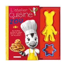 L'atelier cuisine de Zou