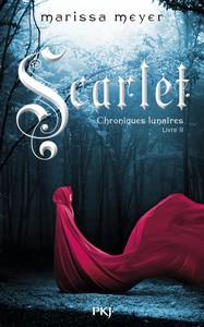Cinder, T2 - Scarlet
