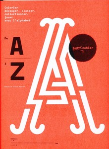 Super cahier à colorier : De A à Z