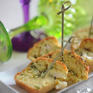 Mini cakes aux noix de pétoncle