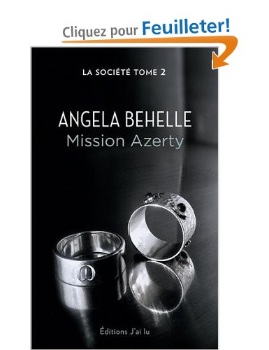 La Société - Tome 2 : Mission Azerty