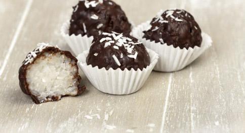 Rochers chocolat et coco